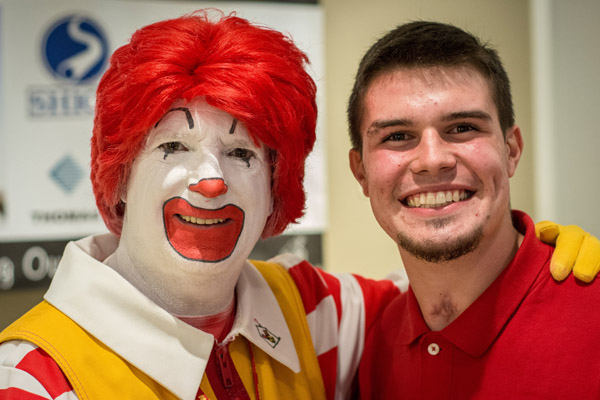 Ronald and Preston